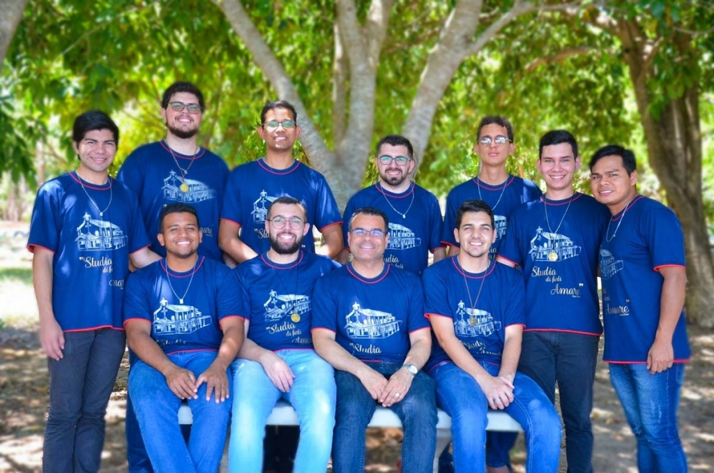 Brazil - Spiritual exercises of Campo Grande post-novices in preparation for internship