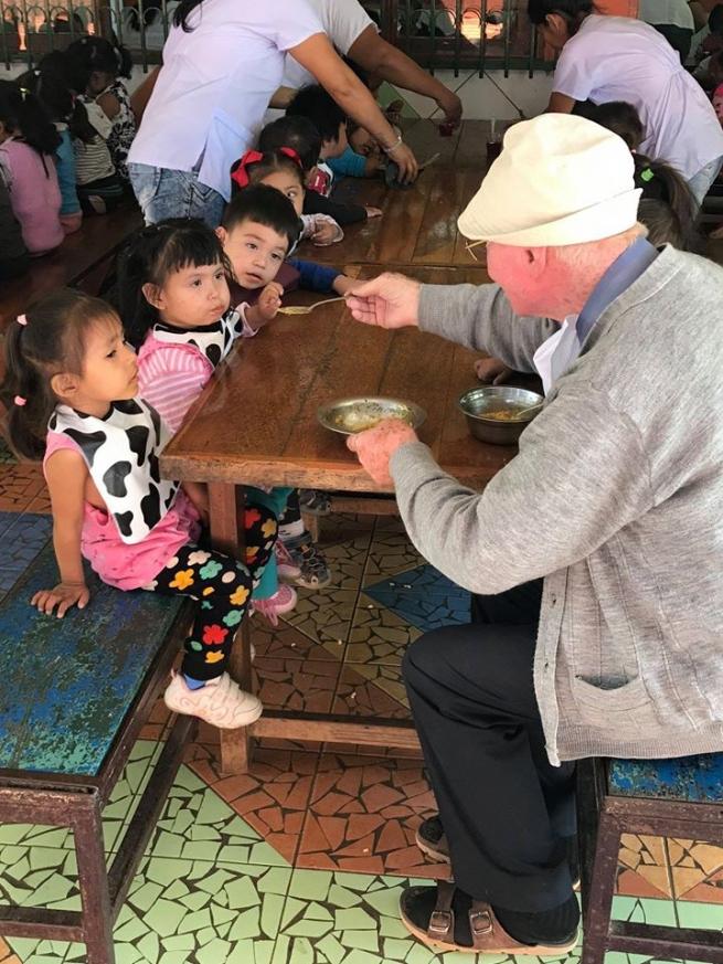 """Bolivia – Al centro dell'impegno missionario salesiano, l'appello di un bambino: """"Che mi manchi tutto, ma non te"""""""