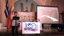 Cuba - In the Shrine of Charity, the Salesians began a great work a hundred years ago
