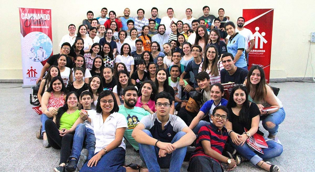 Paraguay - First formation workshop for Agents of Youth Ministry