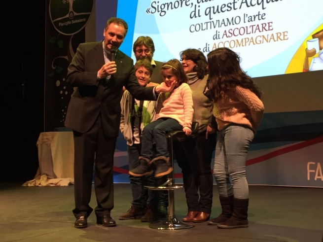 "Italy - ""Don Bosco's dream is a dream that becomes reality."" Salesian Spirituality Days of Salesian Family concludes"