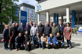 Germany – Salesian and European community in practice: meeting of Salesian delegates for Social Communication