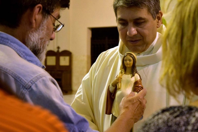"Argentina – ""The feast of the Help of Christians has begun!"": International Congress of Mary Help of Christians"