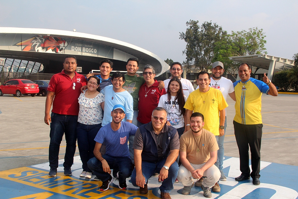Guatemala - Meeting of Salesian Youth Commission of Central America
