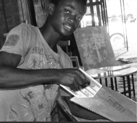 Ghana – Edo: storia di un adolescente che ha saputo trovare la propria strada