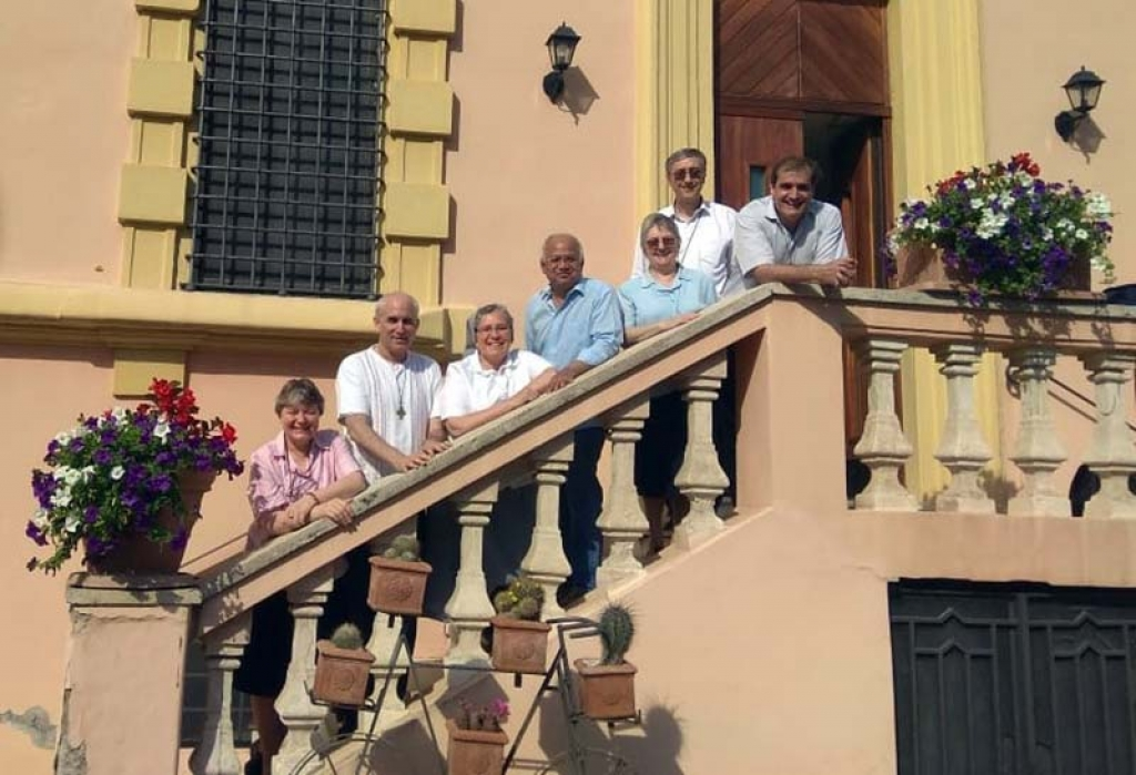 Italy - Joint meeting of FMA and SDB Missions Sector