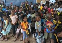 Sierra Leone – Don Bosco Youth Centre in Dwarzak Parish