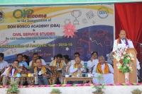 India – Salesians Launch Civil Service Training