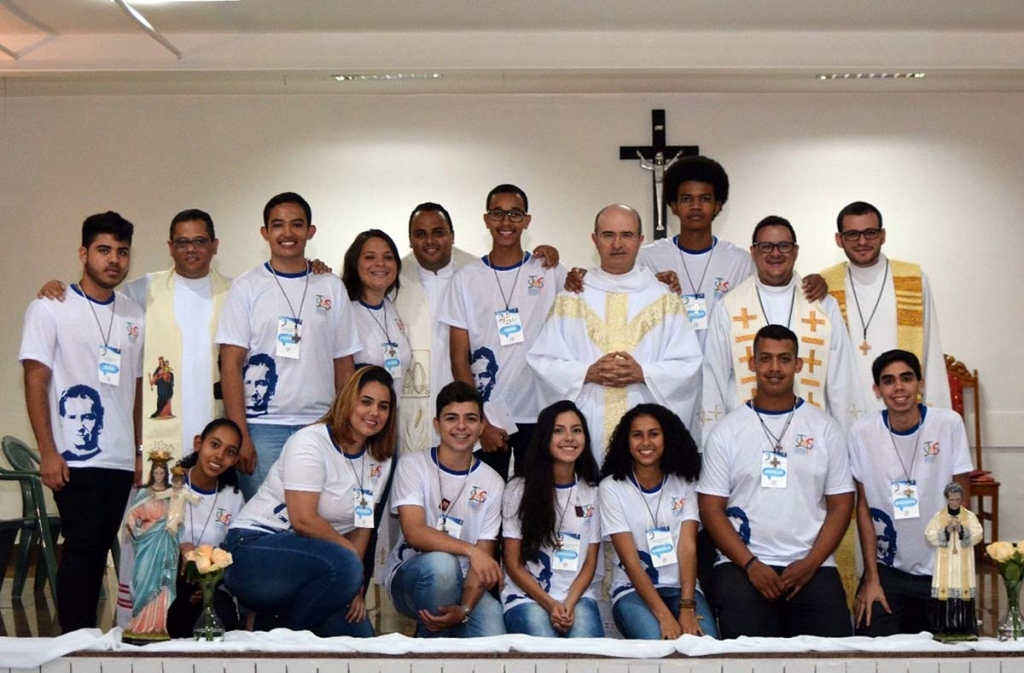 Brazil - First Salesian Missionary Youth group officially formed
