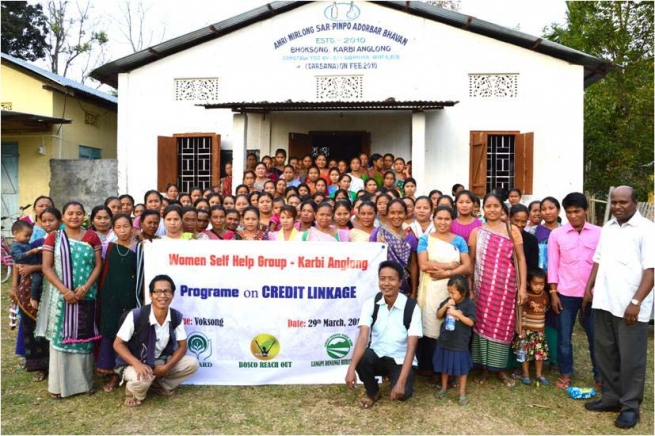"India – Donne, sviluppo e microcredito tra le proposte del ""Bosco Reach Out"""
