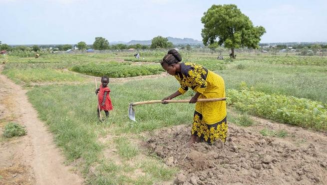 Sudan del Sud – Celebrare le giornate internazionali con dei gesti concreti. L'esempio salesiano di Gumbo