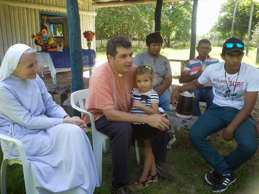 Paraguay no alla legge della giungla for Aggiunte alla legge