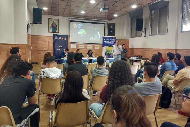 "Spain – Salesian youth centers launch an application to prevent alcohol consumption by minors: ""Pasaporte 0,0"""