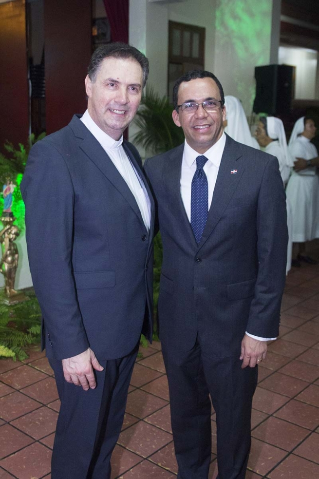 Dominican Republic - Salesian education transforms life, says Minister of Education