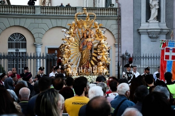 "Italy - Basilica of Mary Help of Christians: ""the open and welcoming home of an outreaching family"""