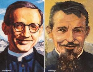 Italy – Fr Quadrio and Fr Braga: Testimonies of Hope