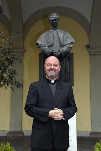 RMG - Fr Stefano Martoglio is Rector Major's new Vicar