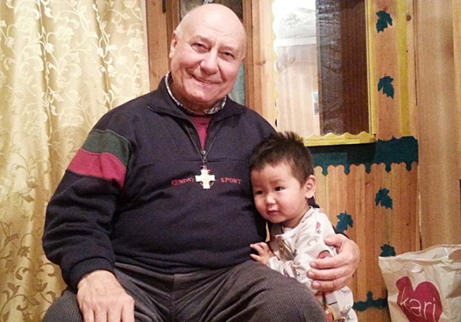 "Russia – Fr. Toth: ""I don't know why not all Salesian are missionaries!"""