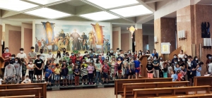 Italy – Primary ADMA restarts from Colle Don Bosco: the year's Formative journey presented