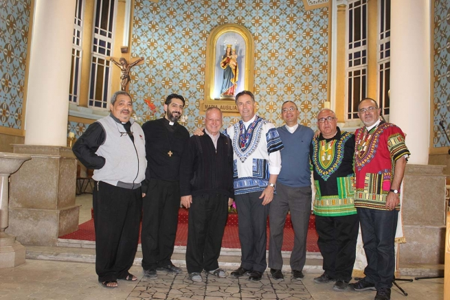 Egypt - Rector Major concludes visit to Middle East