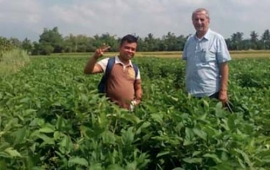 The Philippines – Don Bosco Agro-Mechanical Technology Center has new farm equipment for crop production