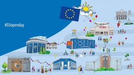 Belgium - Day of Europe: an occasion to make Europe more accessible to its citizens
