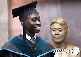 Korea – Dr. Thomas Taban Akot: a doctor on the footsteps of Fr Lee Tae-Suk