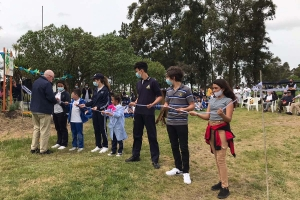 """Uruguay – """"Forest of Hope"""" to celebrate St Isidore school's 140th anniversary"""