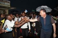 Burundi – Il Rettor Maggiore raggiunge l'opera salesiana di Ngozi
