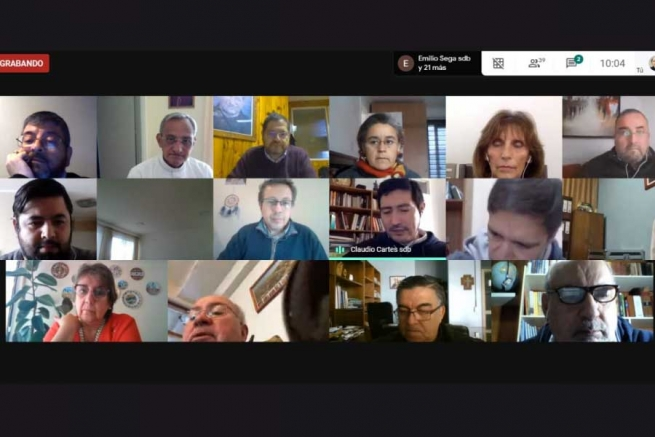 Chile – Meeting of pastoral coordinators with the presence of Fr Pascual Chávez