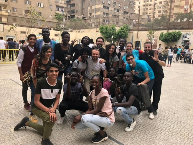 "Egypt – The Salesian Missions ""Sunrise Project"""