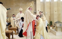 Azerbaigian – Ordinazione episcopale del primo vescovo della Chiesa azera: mons. Vladimír Fekete, SDB