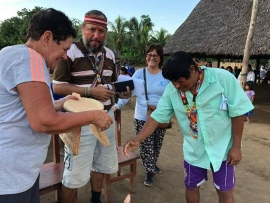 Peru - The Amazonian face becomes Salesian offering education and accommodation