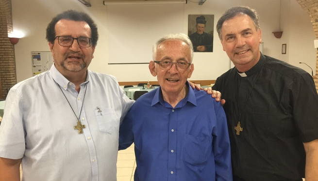 "Chile - Fr Mario Scomparin to receive ""Santiago Apostle Cross"" award"