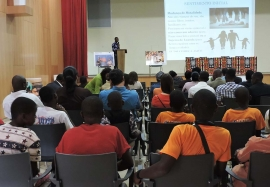 Angola - Educational-Pedagogical Project for the Reintegration of Children and Adolescents in and from the Streets