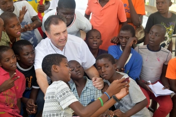 Angola - Rector Major visits Benguela and Luanda