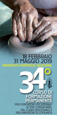 Italy - UPS: Registration open for 34th Ed. Formators Course