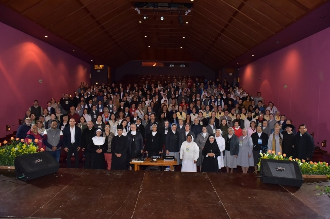 Colombia - First Congress of Salesian Spirituality of the Salesian Family