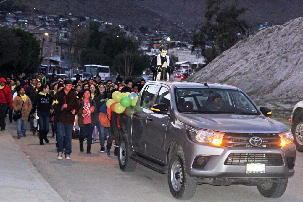 Messico – Festa di Don Bosco a Tijuana