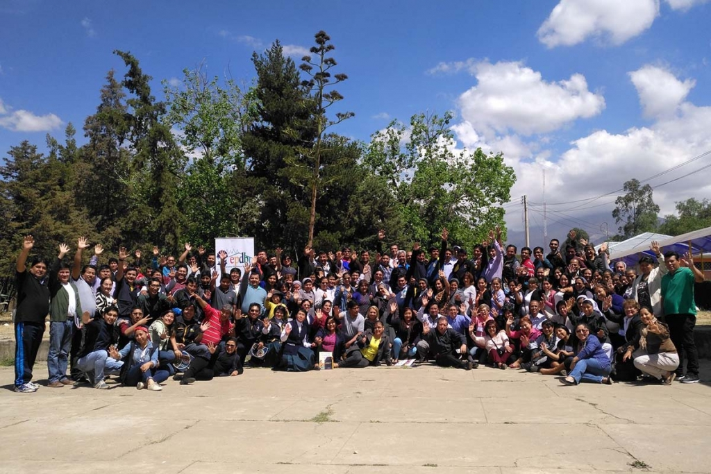 "Bolivia - II National Meeting of Educational Units affiliated to Don Bosco ""Popular"" or ""People's"" Schools"