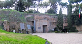 Italy - The Salesians and the terrible discovery of Fosse Ardeatine Massacre