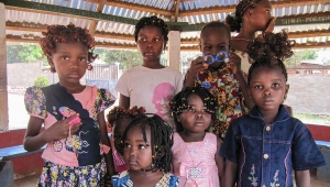 Central African Republic – The value of scholarships in a very poor country