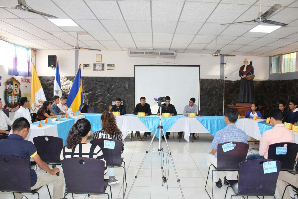 Nicaragua – Role-playing simulation of national dialogue