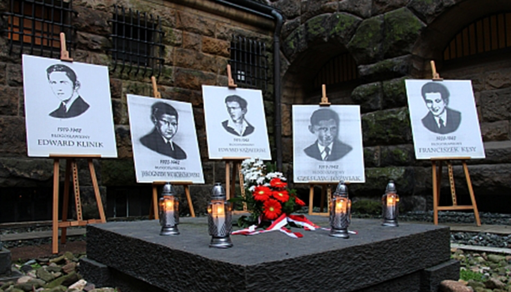 Germany - Celebrations and commemorations for the five Salesian martyrs in Poznan