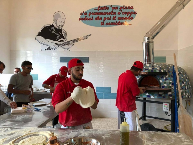 "Italy – ""Casa Valdocco"" and ""Pizzorotorio"": Salesians even more committed to needy youth of Torre Annunziata"