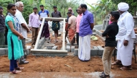 India – Salesian missionaries with BREADS continue rehabilitation work after devastating Kerala flooding