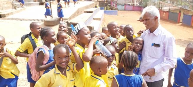 Sierra Leone – La Chiesa si espande per soddisfare le esigenze dei fedeli