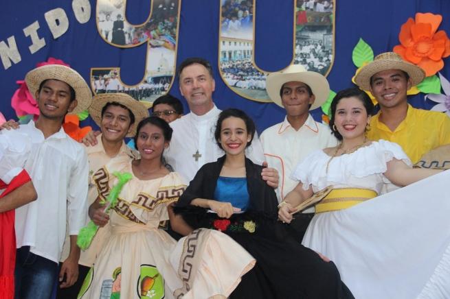 """Nicarágua – Reitor-Mor: """"Ninguém tenha medo de ouvir a Voz de Deus em seu coração"""""""