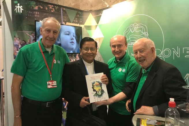 Ireland - Salesian presence at the World Meeting of Families