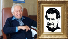 Peru - An image that has travelled the world: today tribute is paid to the artist, Fr Jorge Mauchi, SDB